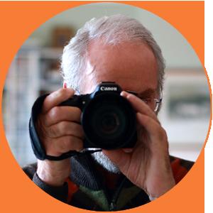 Photographies du Haut Languedoc. Portrait de l'auteur
